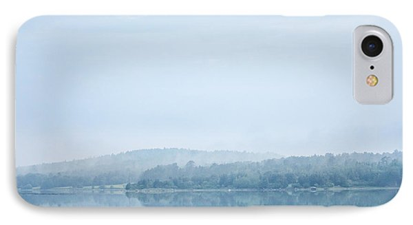 Distant Shore IPhone Case by Susan Cole Kelly Impressions