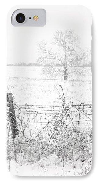 Distant Tree IPhone Case