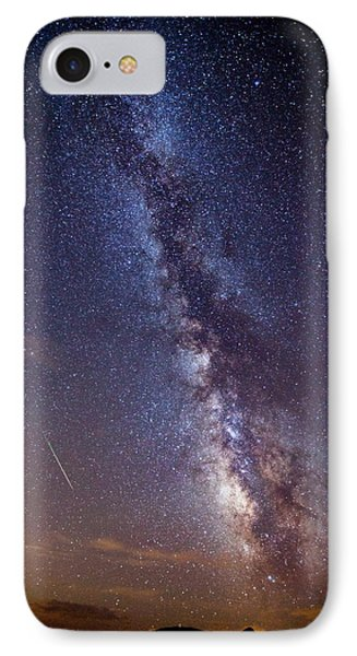 Distant Visitors IPhone Case
