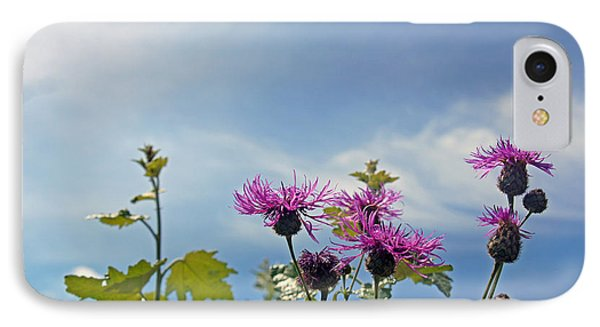 Distel Phone Case by Kees Colijn