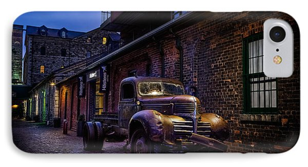 Distillery District Toronto IPhone Case by Ian Good