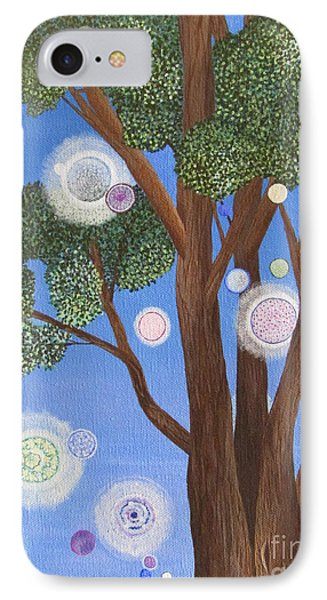 Divine Possibilities IPhone Case by Cheryl Bailey