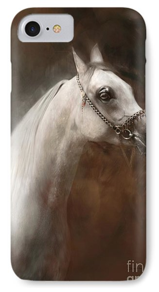IPhone Case featuring the painting Divine Soul by Dorota Kudyba