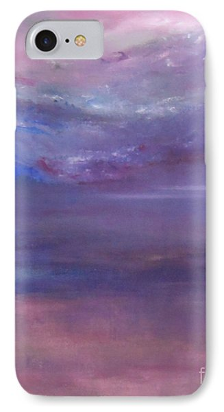 IPhone Case featuring the painting Divinity by Jane  See