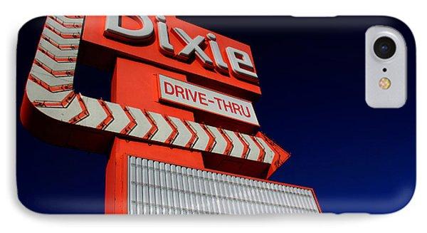 Dixie Drive Thru IPhone Case