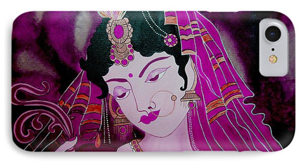 Diya Girl				 Phone Case by Priyanka Rastogi
