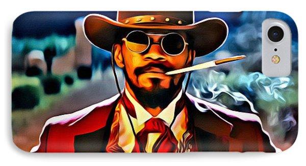 Django IPhone Case by Florian Rodarte