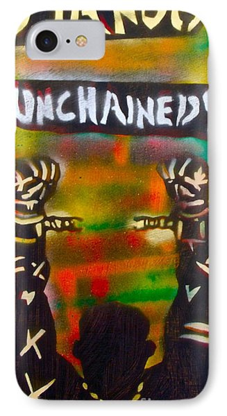 Django Unchained Phone Case by Tony B Conscious