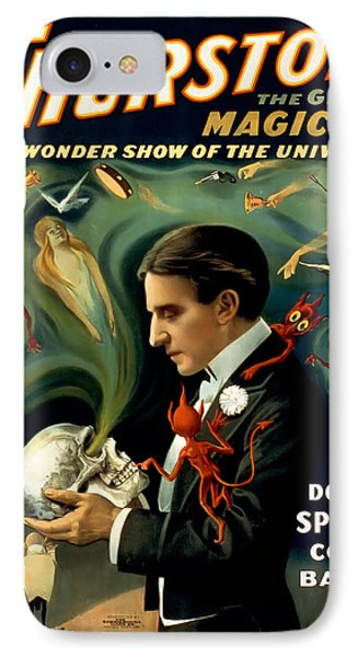 Do The Spirits Come Back IPhone Case by Terry Reynoldson
