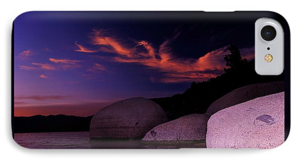 IPhone Case featuring the photograph Do You Believe In Dragons? by Sean Sarsfield