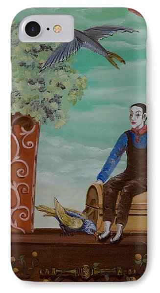 Do You Mime  IPhone Case by Susan Culver