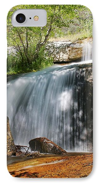 Dobe Young Falls Sequoia National Monument IPhone Case