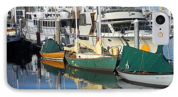 Dock Of The Bay Phone Case by Lauren Leigh Hunter Fine Art Photography
