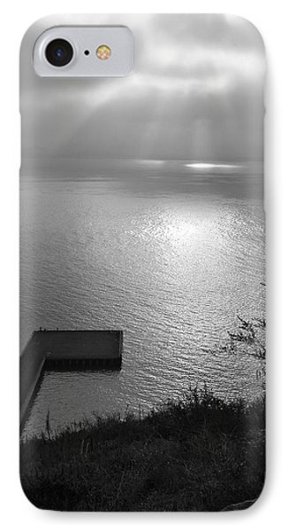 IPhone Case featuring the photograph Dock On San Francisco Bay by Scott Rackers