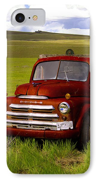 Dodge - Best Years Remembered IPhone Case by Kathy Bassett