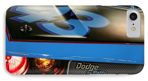 Dodge By Petty IPhone Case