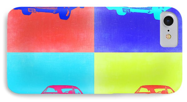 Dodge Charger Pop Art 1 IPhone Case