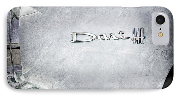 Dodge Dart 440 Emblem IPhone Case