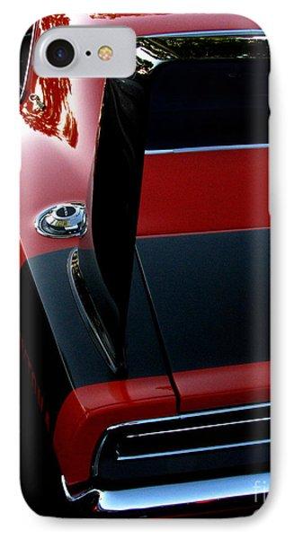 Dodge Daytona Fin IPhone Case