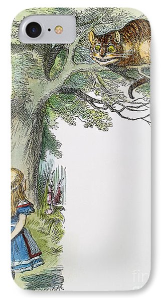 Dodgson: Alice, 1865 IPhone Case