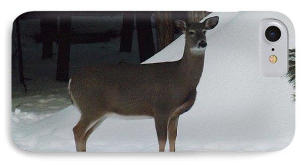 Doe A Deer Phone Case by Brenda Brown
