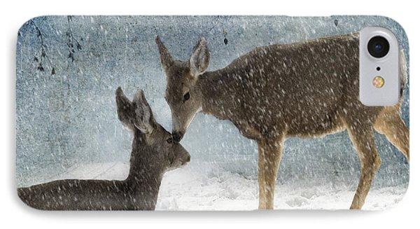 Doe A Deer IPhone Case by Juli Scalzi