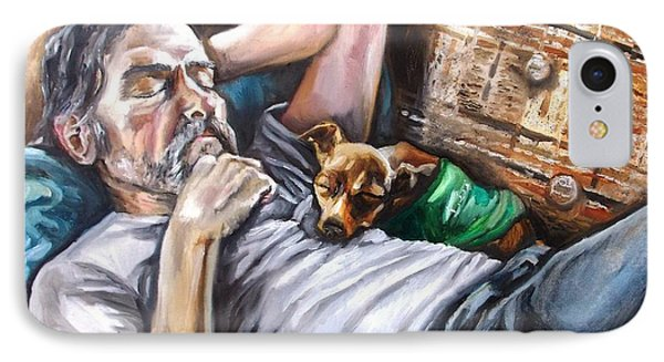 Dog Days IPhone Case