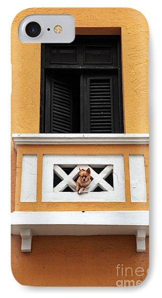 Dog Phone Case by John Rizzuto