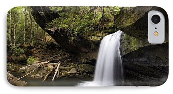 Dog Slaughter Falls - D002756 Phone Case by Daniel Dempster