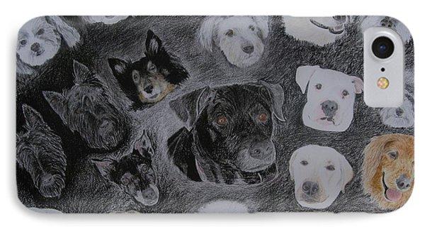 Doggie Hood IPhone Case