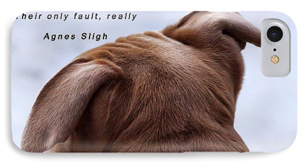 Dogs Lives Are Too Short IPhone Case by Janice Rae Pariza