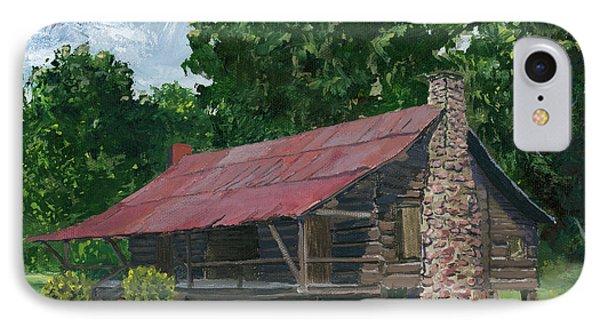 Dogtrot House In Louisiana IPhone Case by Lenora  De Lude