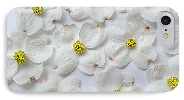 Dogwood Season Number Three IPhone Case by Lena Wilhite