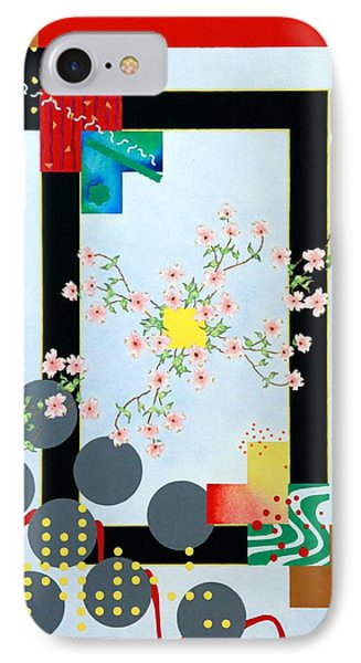 Dogwood IPhone Case by Thomas Gronowski