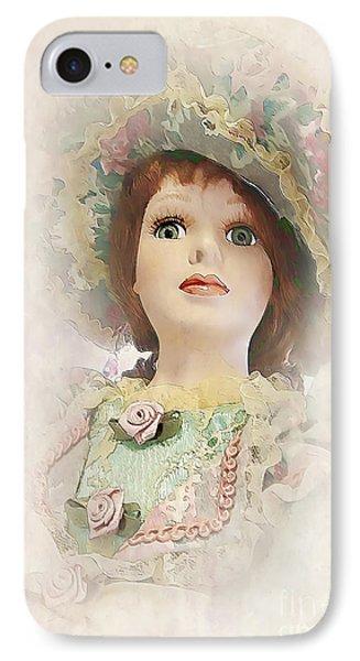 Doll 624-12-13 Marucii Phone Case by Marek Lutek