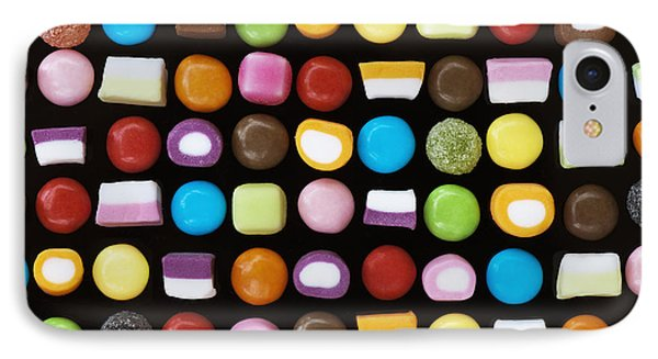 Dolly Mixtures IPhone Case by Tim Gainey