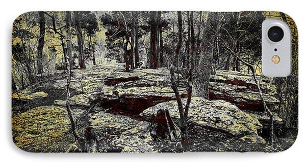 Dolomite Cliff IPhone Case