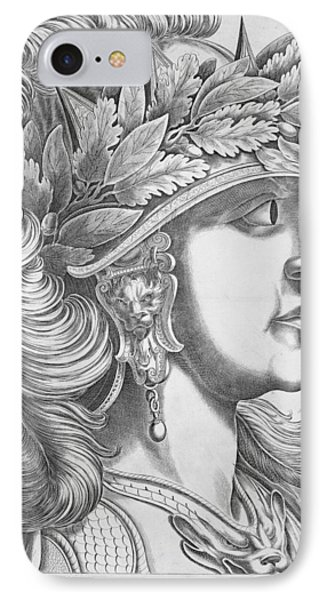 Domitian Caesar , 1596 IPhone Case