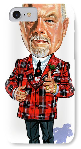 Don Cherry Phone Case by Art