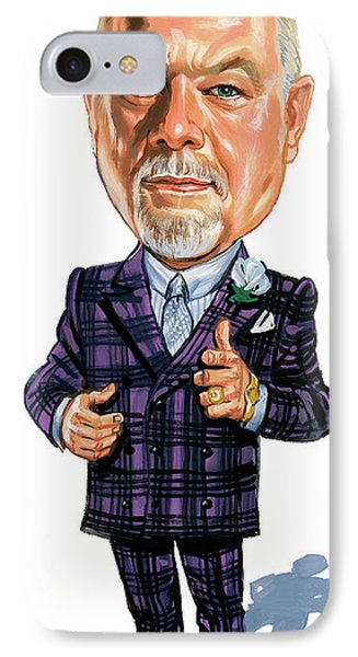 Don Grapes Cherry Phone Case by Art