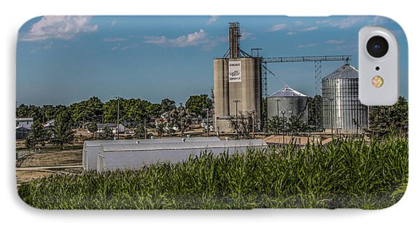 Donahue Iowa IPhone Case by Ray Congrove