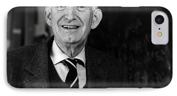 Donald Lynden-bell IPhone Case by Lucinda Douglas-menzies