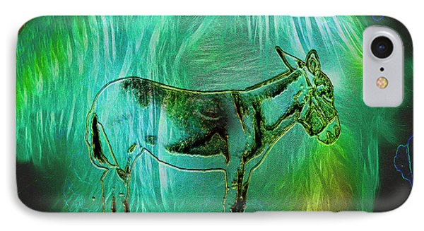 Donkey-featured In Nature Photography Group Phone Case by EricaMaxine  Price