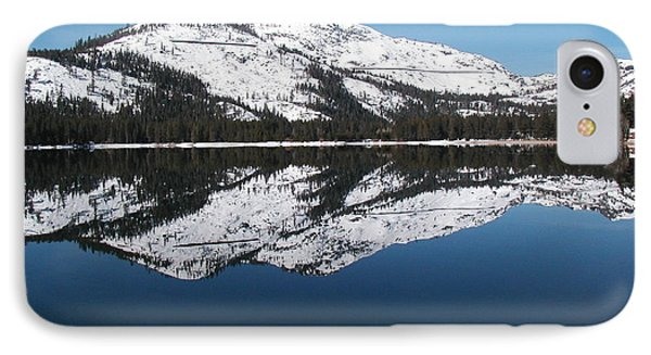 Donner Lake Morning IPhone Case