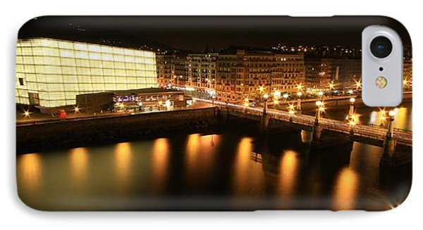 Donostia 2016 IPhone Case by Mariusz Czajkowski