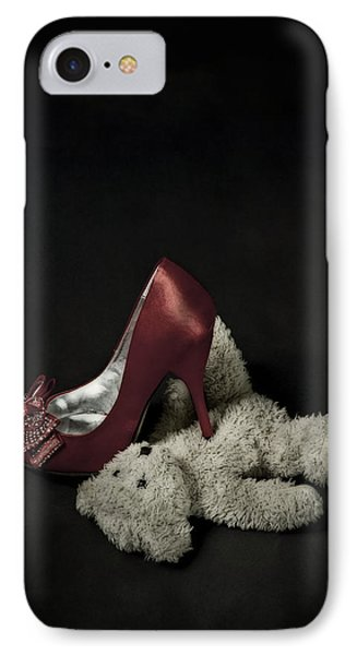 Don't Step On Me IPhone Case by Joana Kruse