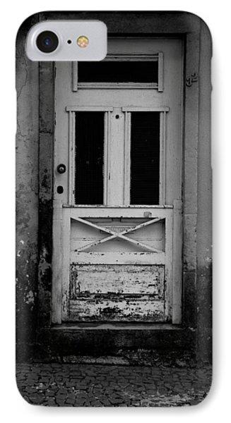 Door-8 IPhone Case