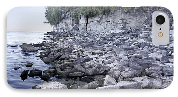Door Bluff Headlands Cp Phone Case by Jim Baker