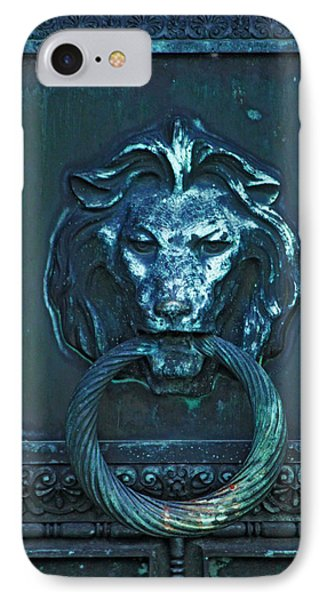 IPhone Case featuring the photograph Door Knocker by Rowana Ray