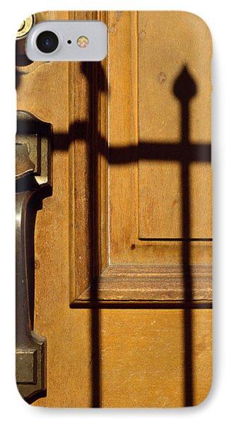 Door Latch IPhone Case